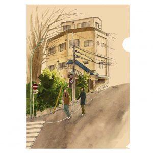 ヤマシタトモコ クリアファイルE