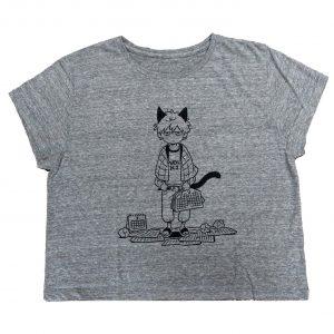 【描き下ろし】紀伊カンナ Tシャツ