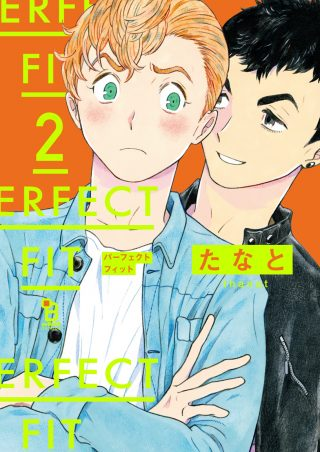 PERFECT FIT 2巻 書影